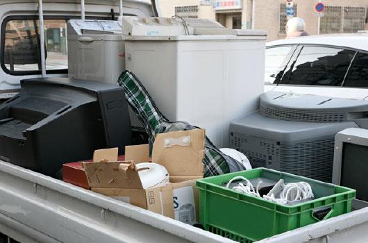 洗濯機引越し処分