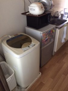 船橋市 冷蔵庫洗濯機処分